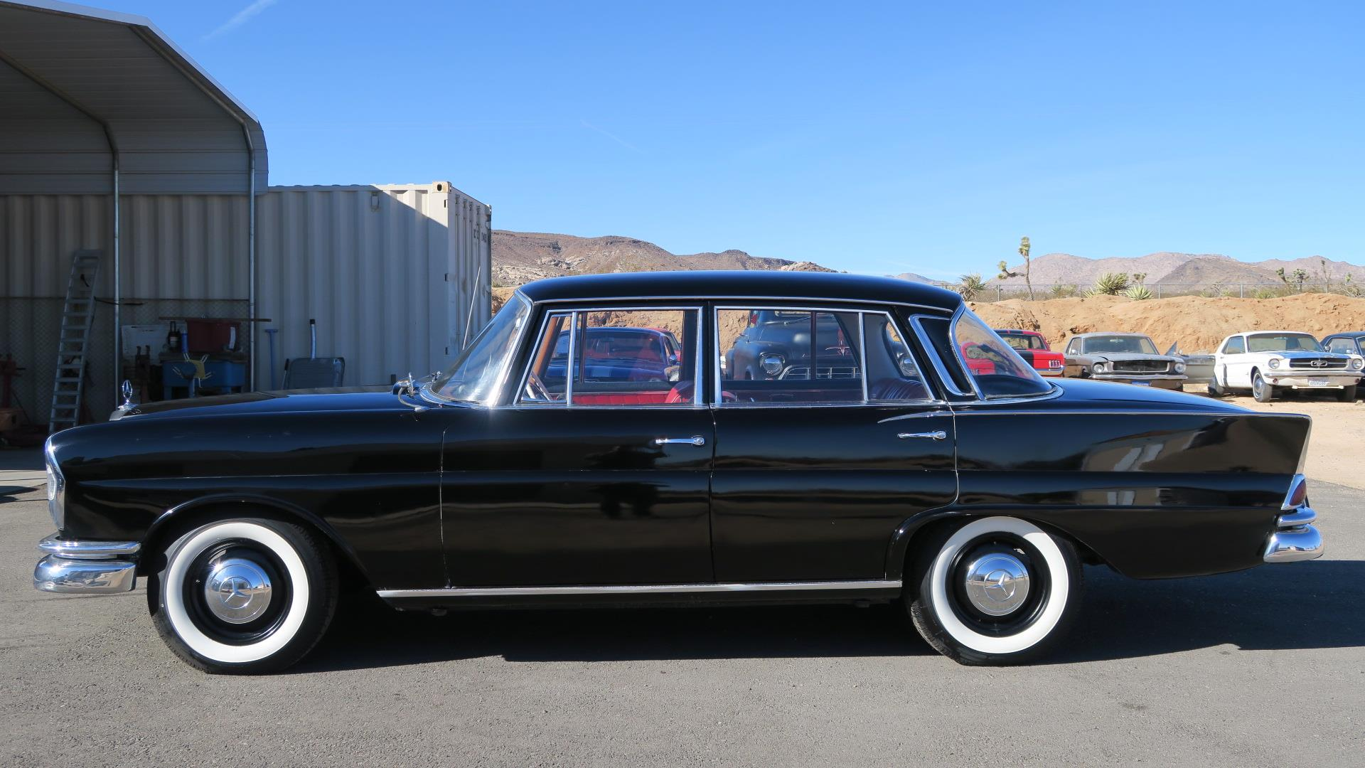1963 mercedes benz 220s 64k original miles rare for 1963 mercedes benz 220s for sale