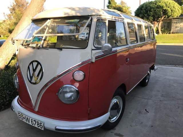 1963 real 23 window bus for 1963 vw 23 window bus