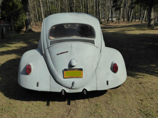 1963 Volkswagen Beetle Custom Lowered Wide Body Classic VW Bug Duel Port 1600cc