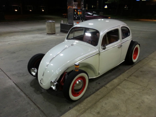 1963 vw beetle bug rat rod street rod hot rod volksrod historic custom