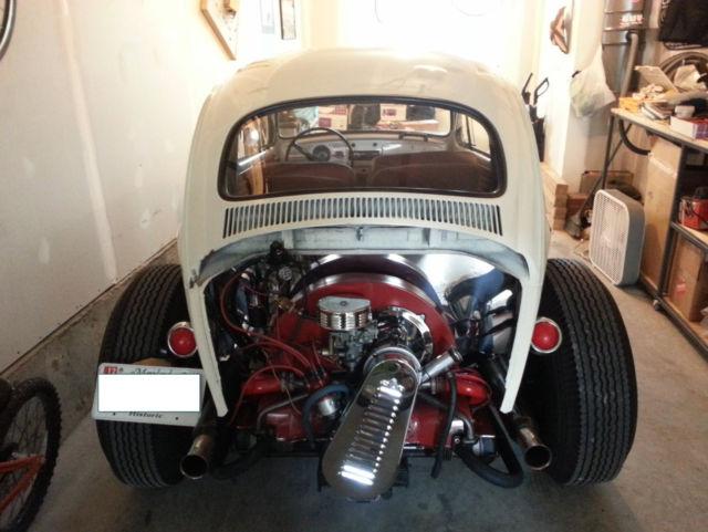 vw beetle bug rat rod street rod hot rod volksrod historic custom cheap fun