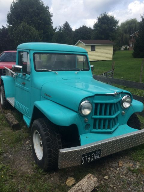 Willys Jeep For Sale >> 1963 Willys Jeep truck