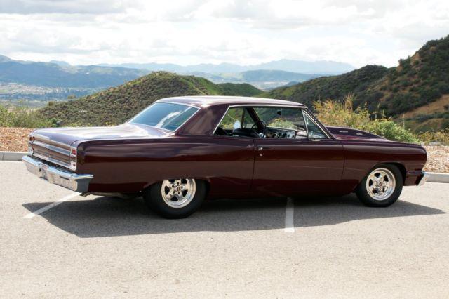 4 door 1964 chevelle