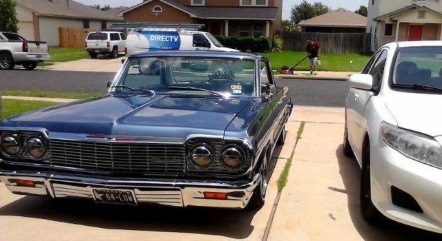 Lowrider Impala with hydraulics | Lowriders | Pinterest ... |Impala Hydraulics