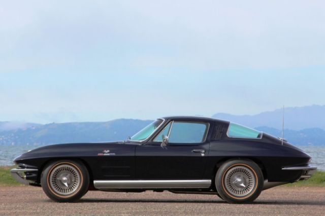 1964 Corvette Fuel Injected N03 Big Tank with J56 Big ...