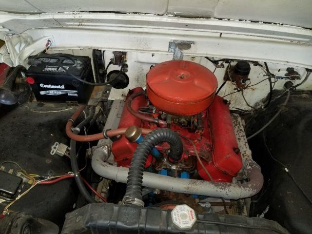 Ford F Short Wheel Base Y Block V on Ford 302 Engine Questions