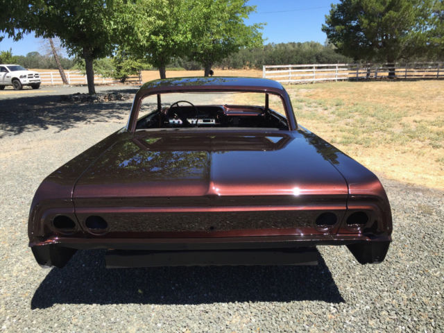 1964 impala ss resto mod ls1 t56