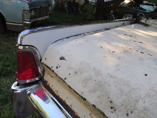 1964 lincoln continental convertible package 2 cars parts may deliver 1965. Black Bedroom Furniture Sets. Home Design Ideas
