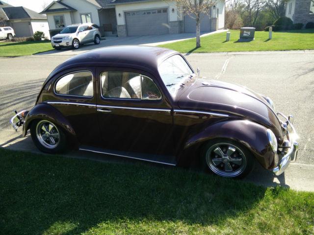 1964 Volkswagen VW Beetle Bug Type-1 1776cc restored, lowered ...