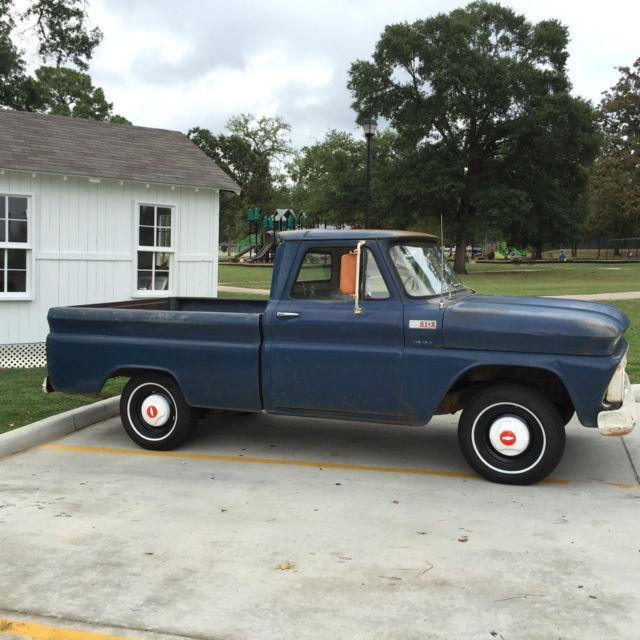 1965 Chevy Truck For Sale In Texas >> 1965 Chevrolet C10 SWB Fleetside - VINTAGE - Pick-Up Truck - Original Paint