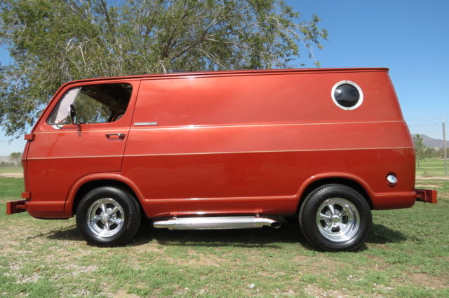 1965 Chevrolet G10 Van Hippie Van California Van