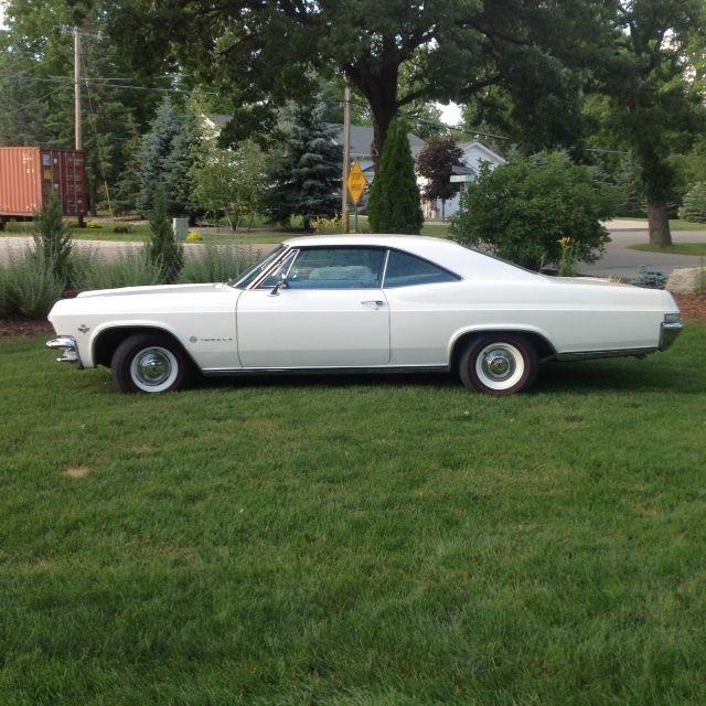 1965 Chevrolet Impala Sports Coupe