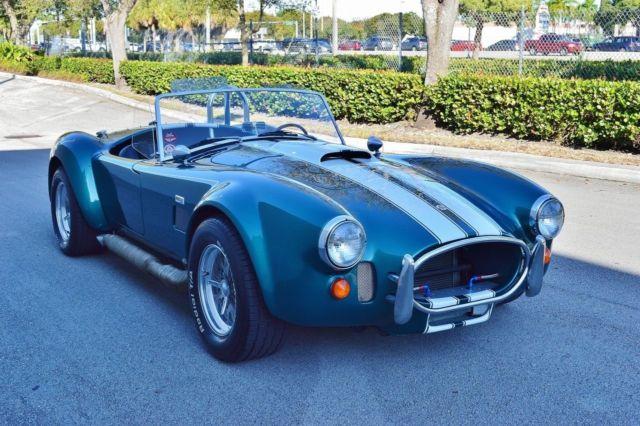 Cars For Sale In Miami >> 1965 CLAC Shelby Cobra Roadster Replica // 427 CI FORD FE ...