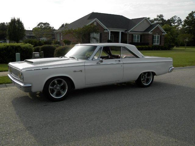 1965 Dodge Coronet 2 Door Hardtop