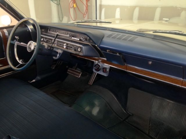 Raleigh Used Cars >> 1965 Ford Galaxie 500 4 Door LTD HARDTOP!38K ORIGINAL miles!EXCELLENT CONDITION