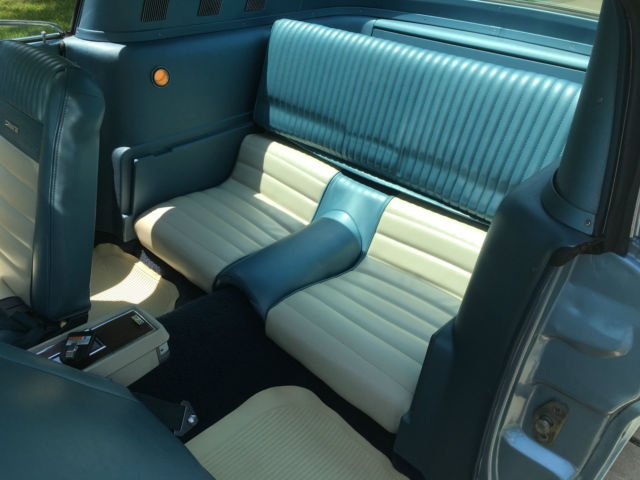 1965 Ford Mustang Fastback 289 With Pony Interior And Other Desirable Options