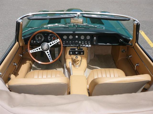 1965 Jaguar E Type Xke 4 2 Ltr 4spd S Matching Roadster Ots Series I