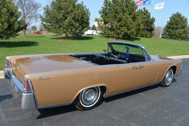 1965 lincoln continental convertable. Black Bedroom Furniture Sets. Home Design Ideas