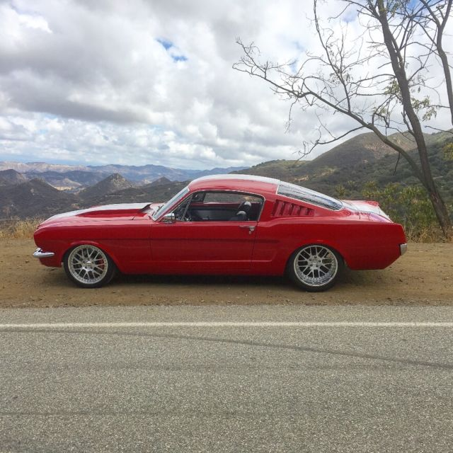 How Much Is A 1965 Mustang Fastback Worth