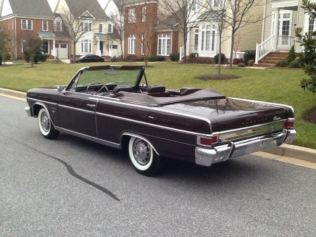 1965 Rambler Classic 770 Convertible