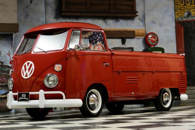 1965 volkswagen transporter t1 pritsche. Black Bedroom Furniture Sets. Home Design Ideas