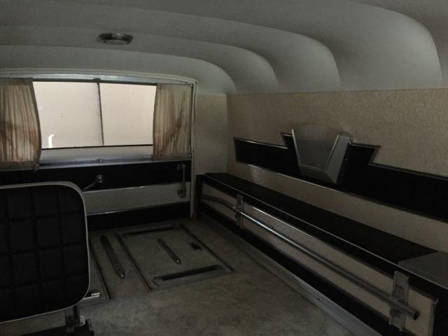 1966 cadillac miller meteor hearse ambo landau top. Black Bedroom Furniture Sets. Home Design Ideas