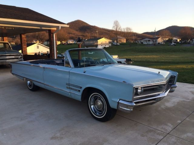 1966 chrysler 300 convertible. Cars Review. Best American Auto & Cars Review