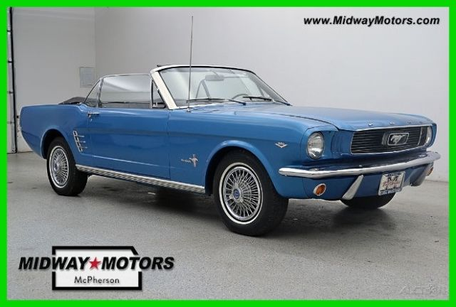 1966 Convertible Leather Automatic Used Automatic