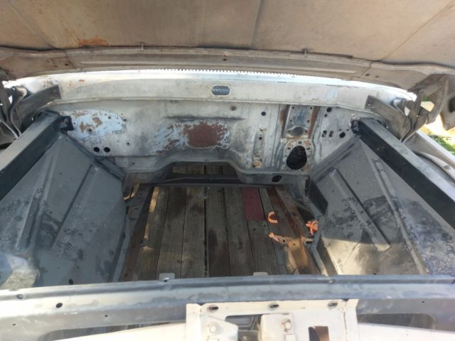 1966 F100 Short Bed Styleside crown vic front clip