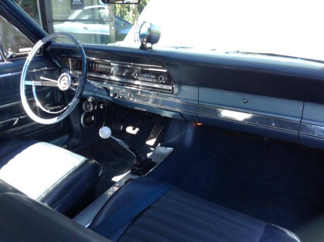 1966 Ford Fairlane 500 Xl 351 Cleveland Boss Cj 5 Speed