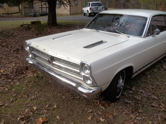 1966 Ford Fairlane GT Hi-PO 390 335 HP