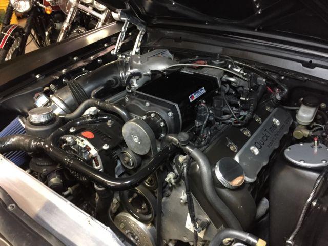 Terminator Mustang Transmission