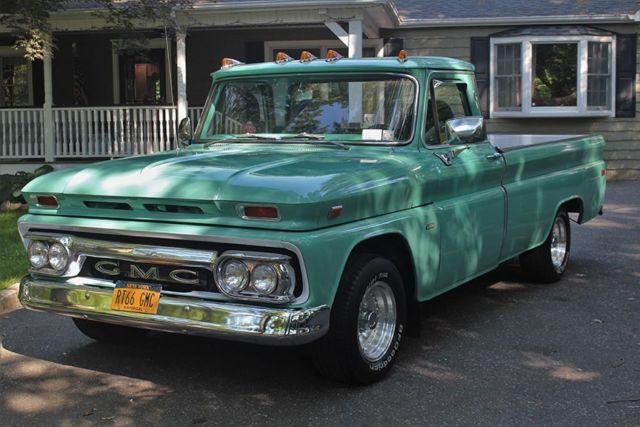 1966 Gmc Chevy Pickup Truck Chevy 350ci Zz3 Crate Motor