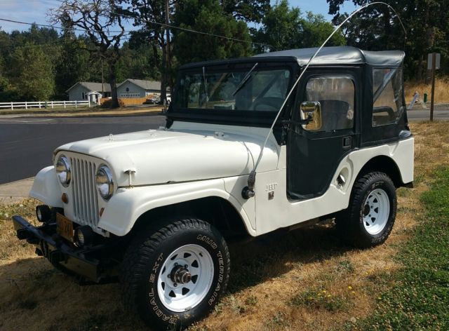 1966 jeep cj5 original condition with 82k original miles. Black Bedroom Furniture Sets. Home Design Ideas