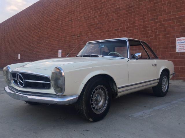 1966 Mercedes Pagoda Sl230 230sl 230 Sl