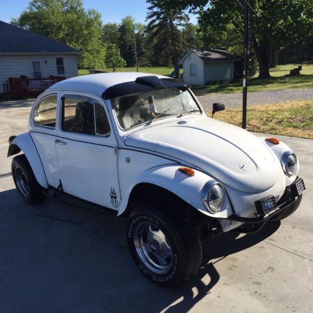 Vw Beetle Racing Parts: 1966 VW Baja Bug