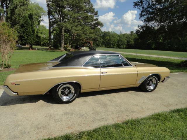 1967 buick gs400 survivor 76k original miles. Black Bedroom Furniture Sets. Home Design Ideas