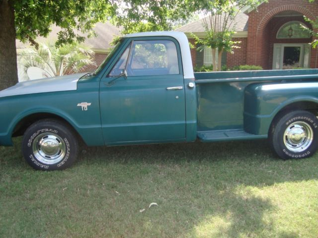 1967 chevy c10 truck stepside bed small back window no. Black Bedroom Furniture Sets. Home Design Ideas