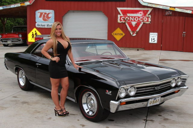 1967 Chevy Chevelle Ss 396 138 Vin Muncie 4 Speed Pdb Ps
