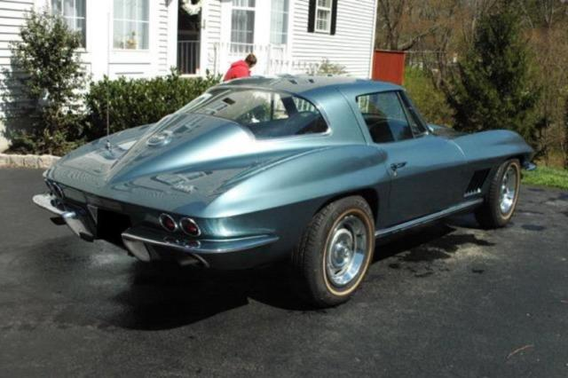 1967 Corvette Stingray 67 Vette