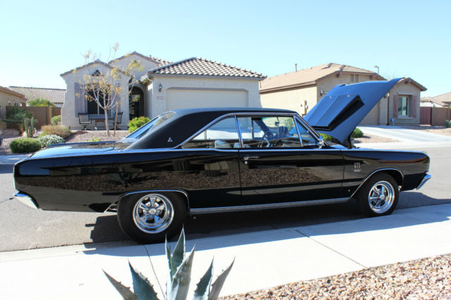 1967 Dodge Dart Gts 440 Big Block Automatic