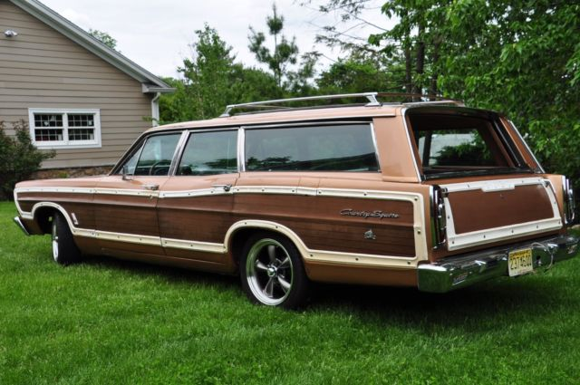 1967 ford country squire 10 passenger wagon unrestored. Black Bedroom Furniture Sets. Home Design Ideas