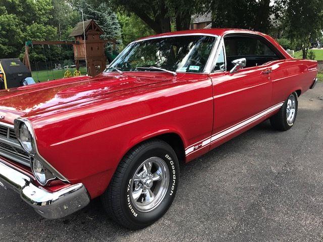 1967 Ford Fairlaine Gt