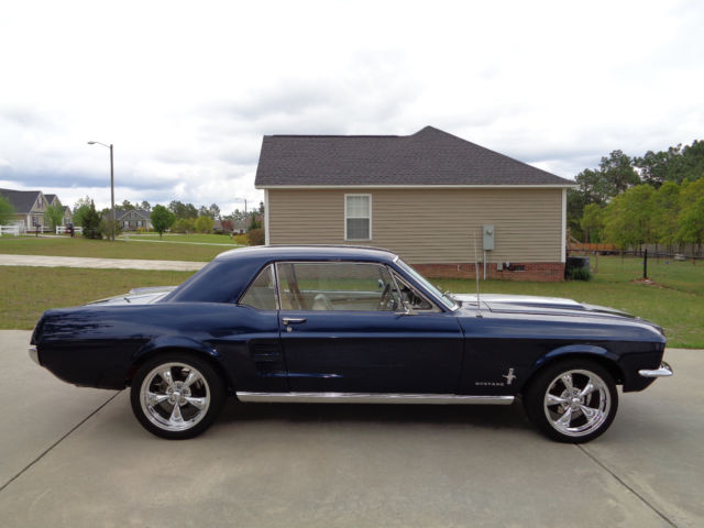 1967 Mustang Coupe Restomod