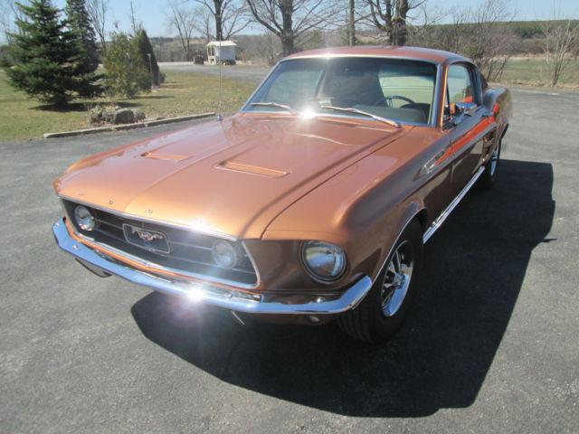 1967 Mustang 390 S Code GT Fastback