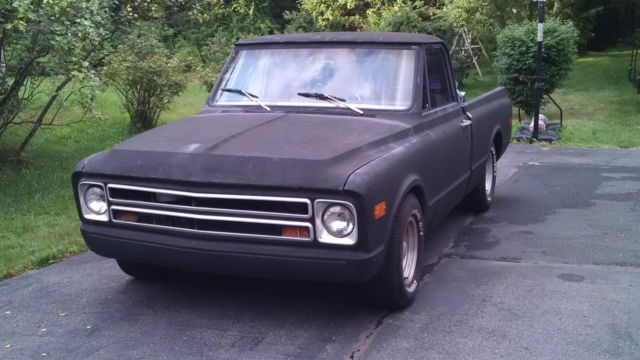 1968 short bed chevy c10