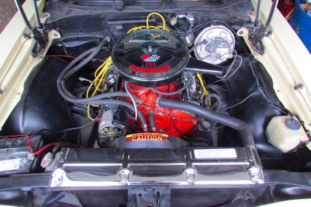 1968 Chevelle SS Matching Numbers 396/325hp