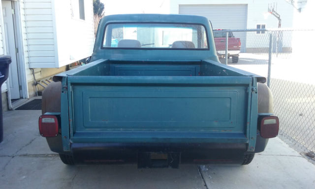 1968 chevy truck long bed stepside