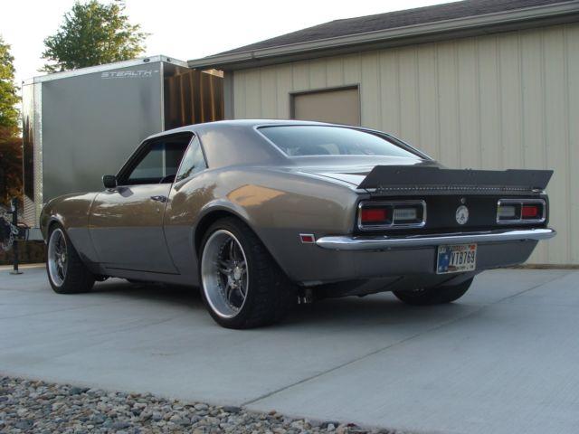 1968 Chevrolet Camaro Pro Touring