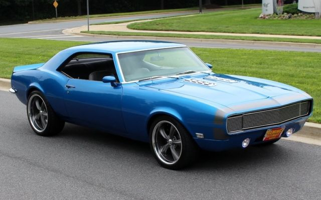 1968 Chevrolet Camaro Rs Ss Pro Touring Flemings Ultimate